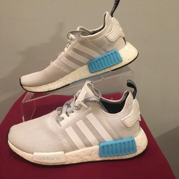 Adidas Girls Tennis Shoes Size 4.5